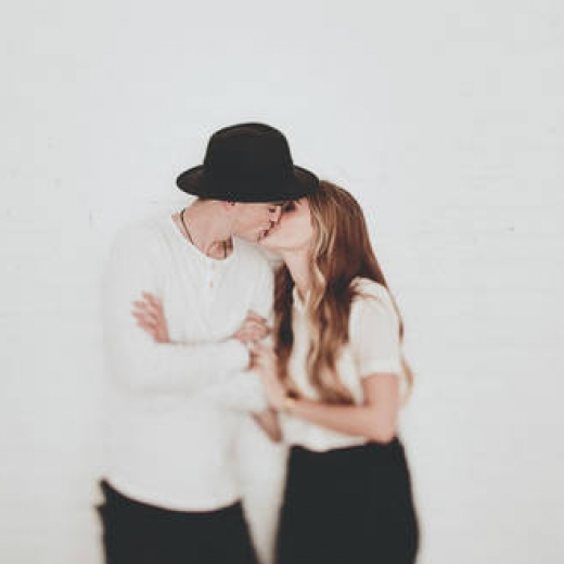 Романтичная фотосессия для влюбленных